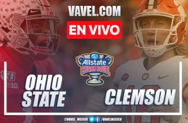 Resumen y Touchdowns del Ohio State 49-28 Clemson, en Semifinal Sugar Bowl 2021
