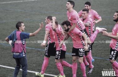 Clasificación del grupo II si... se valora la diferencia de goles | Foto: Rocío Hellín