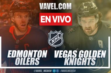Resumen y goles: Edmonton Oilers 5-3 Vegas Golden Knights en NHL 2021-22