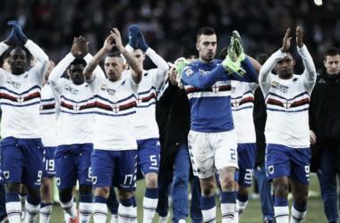 Sampdoria 2015: una montaña rusa