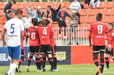 El RCD Mallorca, campeón de campeones de Segunda B