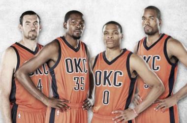Sencillez para el nuevo uniforme de los Thunder