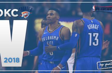 Guía Playoffs NBA 2018: Oklahoma City Thunder, temporada agridulce pero con opciones