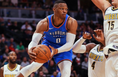 NBA Preseason - Gobert trascina Utah, Lakers ancora KO. Oklahoma City supera i Denver Nuggets - Foto Thunder Twitter