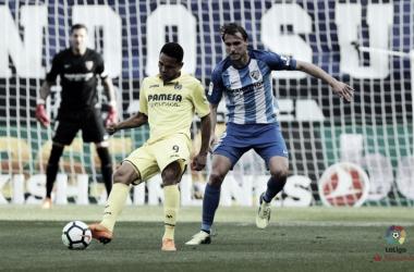 """Ignasi: """"Tengo contrato con el Málaga y no pienso en nada más"""""""