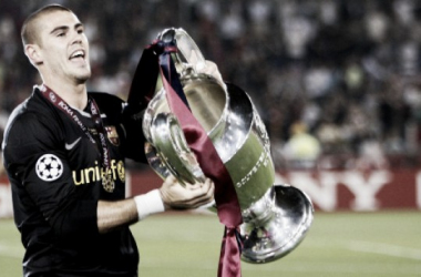 Victor Valdés, una vida de éxito | Foto: elfutbolesinjusto.com