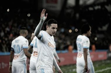 La UEFA sancionó al Olympique Marsella