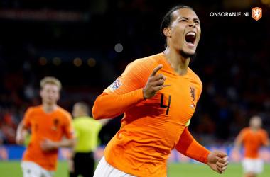 UEFA Nations League - Carro armato Orange, Germania battuta 3-0