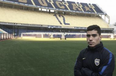 Lucas Olaza de ser el más buscado a quedar afuera de la Copa Libertadores | Foto: Mundo La Voz