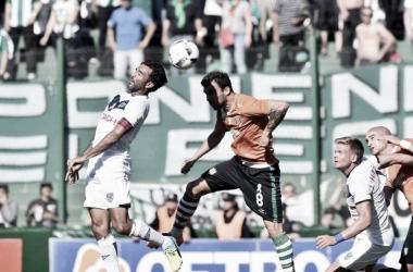 El Fortín recibirá al Taladro luego de haber disputado tres encuentros en el Sur | Foto: Olé
