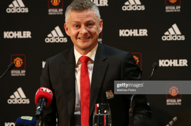 Solskjaer was handed a 3 year contract by Manchester United (Photo: Matthew Peters / Getty Images)