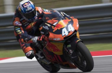 GP Malesia, Moto2: altra doppietta KTM con Oliveira su Binder. Morbidelli Campione del Mondo
