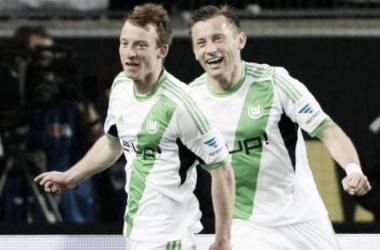 Olic y Perisic aúpan al Wolfsburgo a puestos europeos