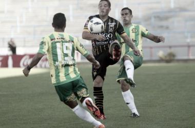 El último partido fue de Olimpo que ganó 2-1. (Foto: web)