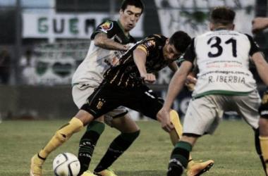 """""""Vamos a ganar como sea"""", lo dijo Pizzini, pero se aplica a los 22 este lunes ( Foto: Olé)"""