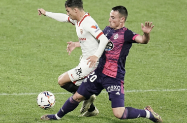 Sevilla FC - Real Valladolid: puntuaciones del Sevilla FC, 14ª Jornada de LaLiga