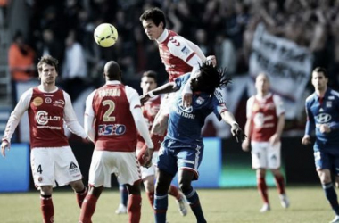 [LIVE LIGUE 1] Olympique Lyonnais - Stade de Reims en direct