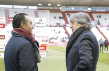 """José Luis Oltra: """"Hay que seguir creyendo''"""
