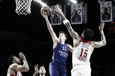 Turkish Airlines EuroLeague - Olympiacos-Anadolu Efes Istanbul: è resa dei conti