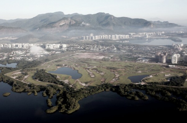The Olympic Course in Rio/Photo: Matthew Stockman