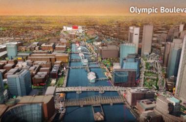 Boston Releases Revised 2024 Olympic Bid