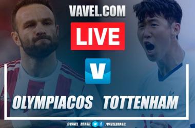 Olympiacos vs Tottenham: Live  Updates Champions League 2019 (2-2)