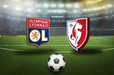Live Ligue 1 : Olympique Lyonnais - Lille OSC