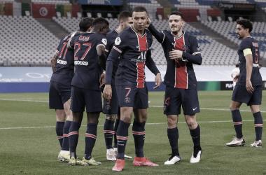 Em busca do topo: PSG aproveita contragolpes e vence Olympique de Marseille no clássico #100