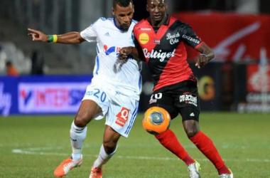 Live Ligue 1 : le match Olympique de Marseille - En Avant Guingamp en direct
