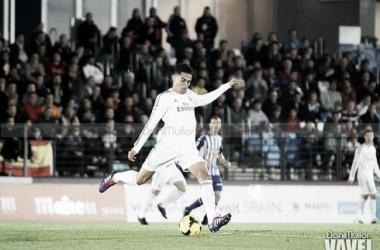Real Madrid Castilla - Deportivo Alavés, puntuaciones Liga Adelante, jornada 13