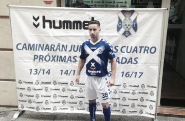 Presentada la tercera equipación del Tenerife