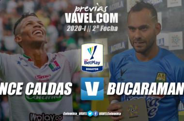 Previa Once Caldas vs. Atlético Bucaramanga: dos equipos que quieren su primera victoria