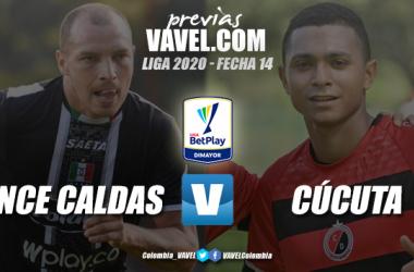 Previa Once Caldas vs Cúcuta Deportivo: por levantar cabeza