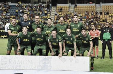 Once Inicial semifinal trofeo Ramón de Carranza | Foto: www.cadizcf.com