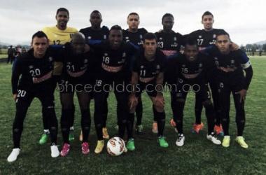 Once Caldas prepara el inicio de una nueva temporada