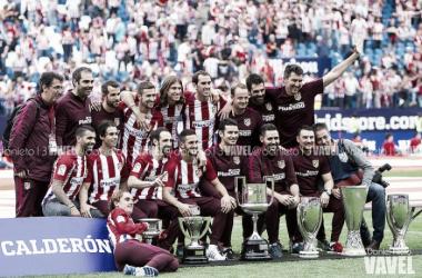 Once Ideal Atlético 2016/17