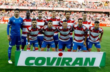 Granada CF - Rayo Majadahonda: puntuaciones del Granada, jornada 5 de La Liga 1|2|3