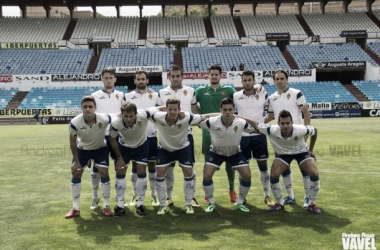 Fichajes del Real Zaragoza B temporada 2014/2015