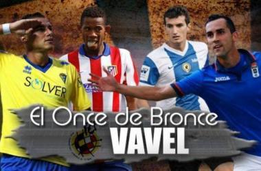 El Once de Bronce: Segunda División B, jornada 18