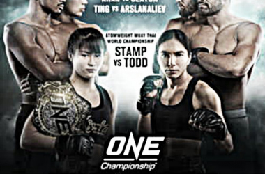 ONE Championship: CALL TOGREATNESS