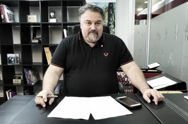 Onolfo, nuevo presidente del CF Reus | Foto: CF Reus