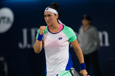 """WTA Doha: Ons Jabeur says """"nothing is impossible"""" during run to quarterfinals"""