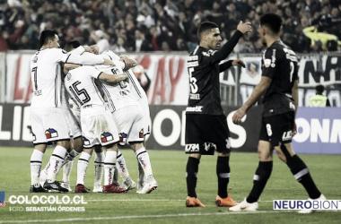 Resultado Corinthians x Colo-Colo pela Copa Libertadores da América 2018 (2-1)