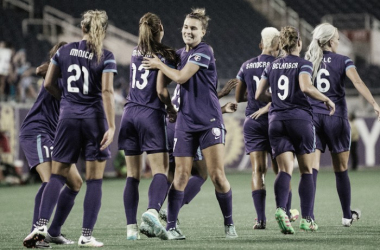 Expansion team Orlando Pride made a mark on 2016. (Source: Jeremy Reper/Orlando Weekly)