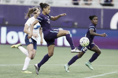 Result and Scores of Boston Breakers 1-2 Orlando Pride in 2017 NWSL Match
