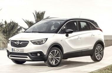 Opel Crossland X: un SUV versátil para sustituir al Meriva