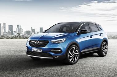 Opel Grandland X: SUV alemán con acento francés