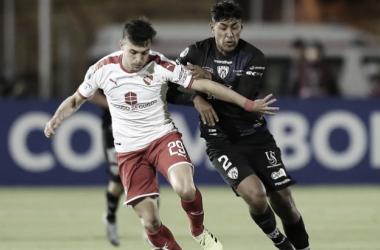 Independiente no logró avanzar a las semifinales (Foto: Infobae)