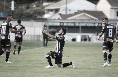 Sampaio Corrêa sai atrás e pressiona, mas fica no empate diante do Operário