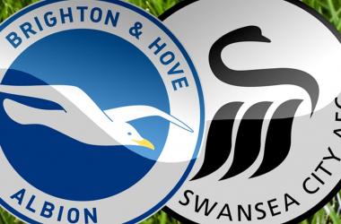 Resumen y mejores momentos del Brighton 2-0 Swansea City en Carabao Cup